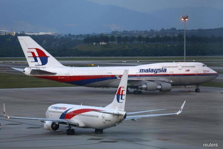 运能与乘客量增加 马航首季营业额上扬